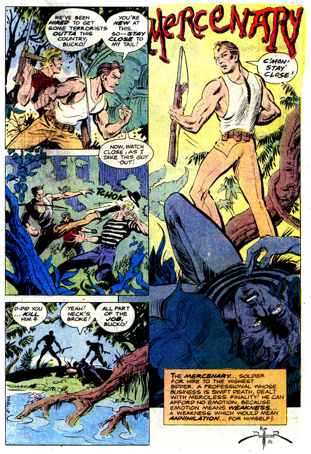 Sgt. Rock issue 360 - Page 14