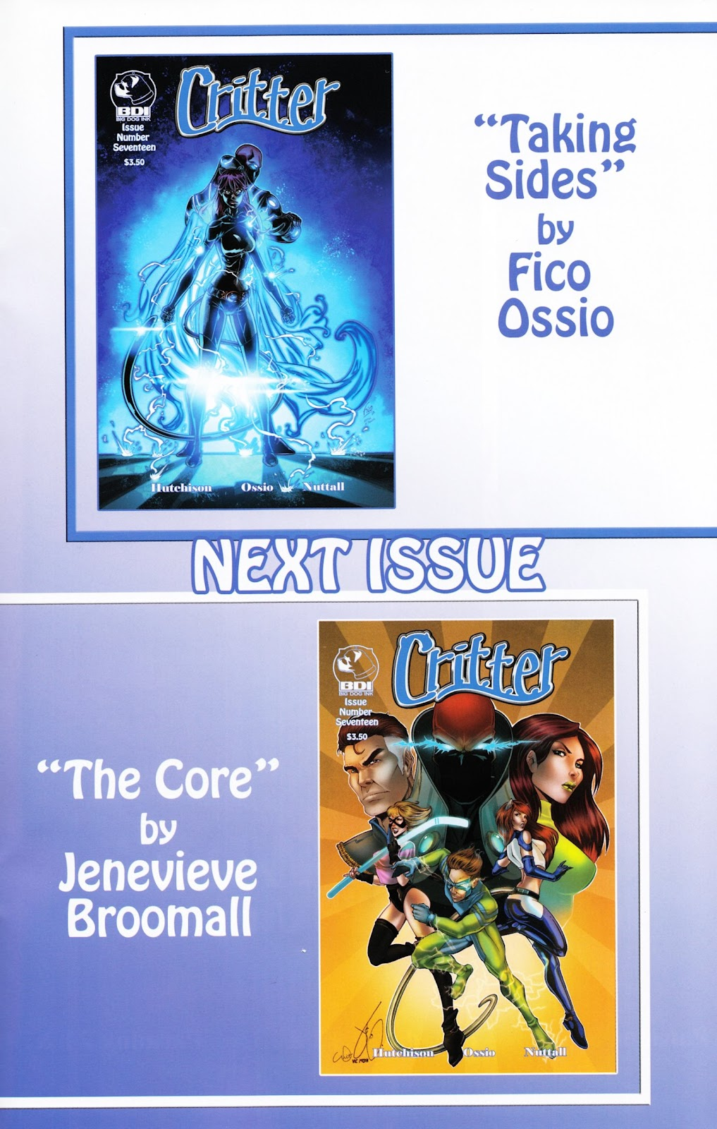 Read online Critter (2012) comic -  Issue #16 - 24