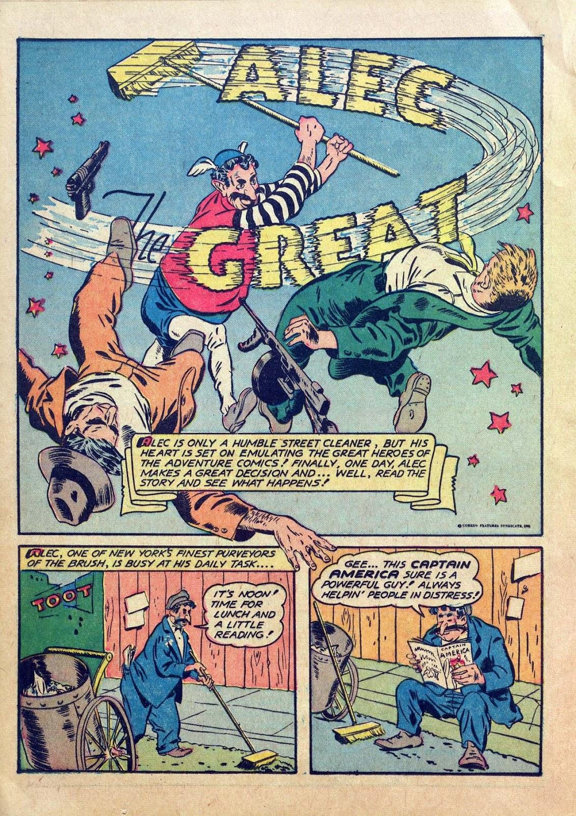 Read online Joker Comics comic -  Issue #1 - 36