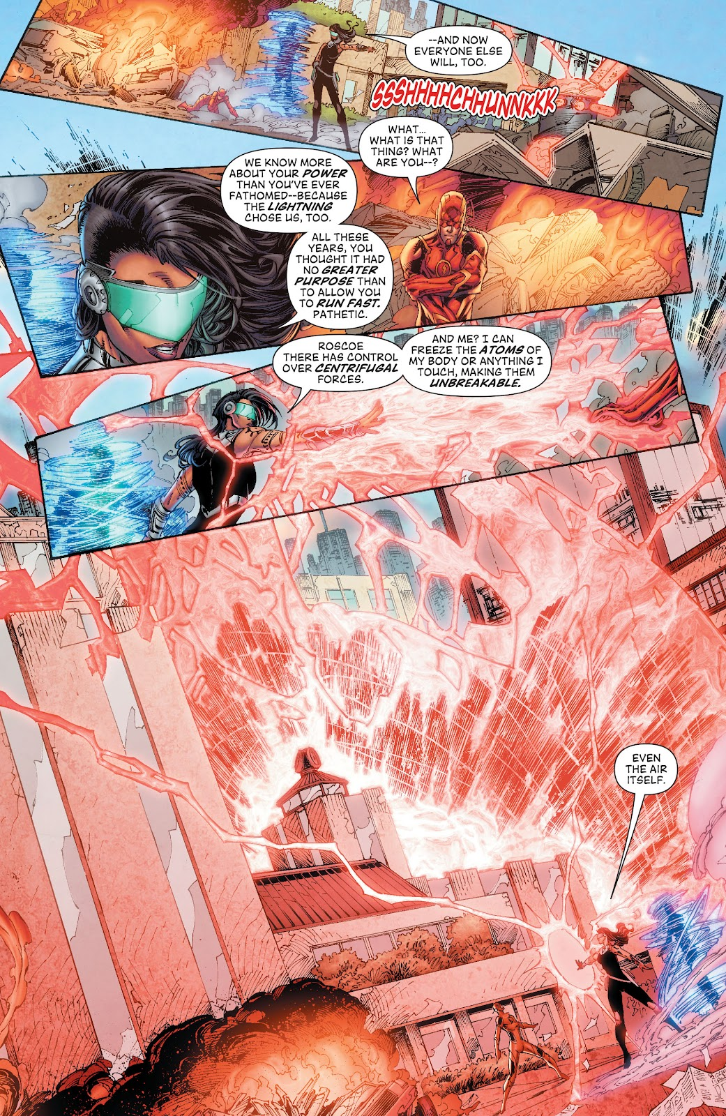 Read online The Flash (2011) comic -  Issue # _TPB 8 (Part 2) - 35