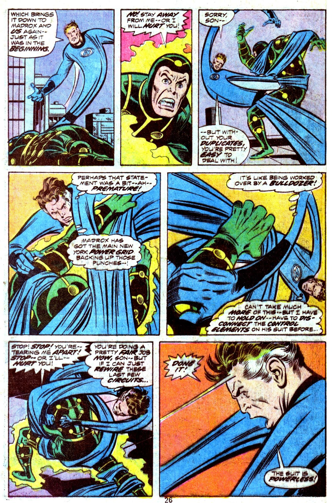 Giant-Size Fantastic Four issue 4 - Page 28