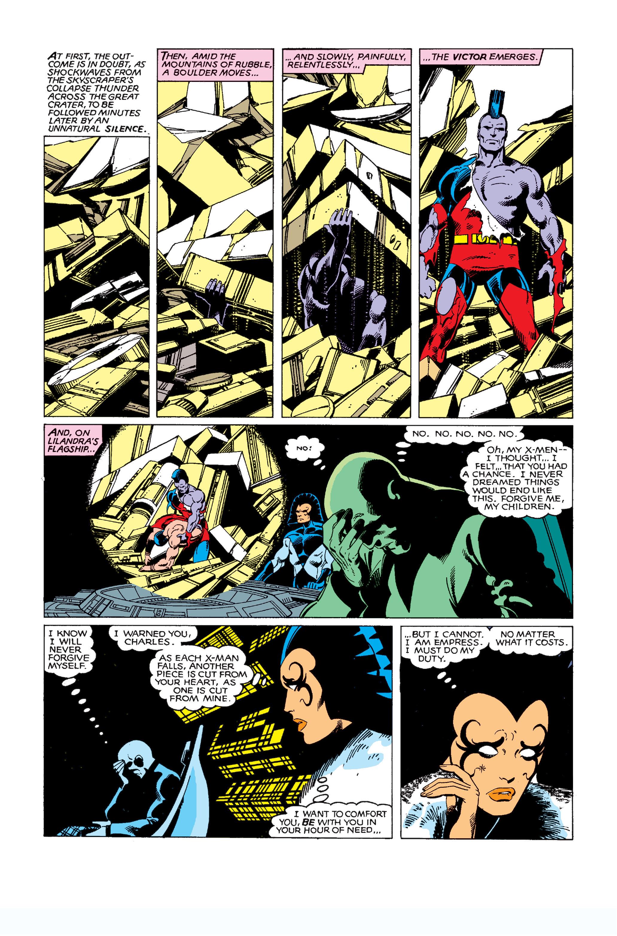 Uncanny X-Men (1963) 137 Page 26