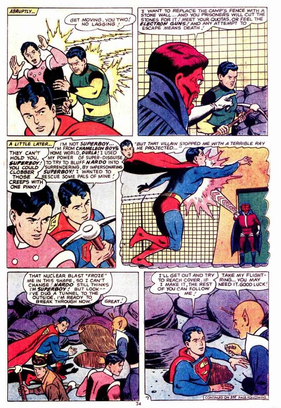Superboy (1949) issue 202 - Page 31