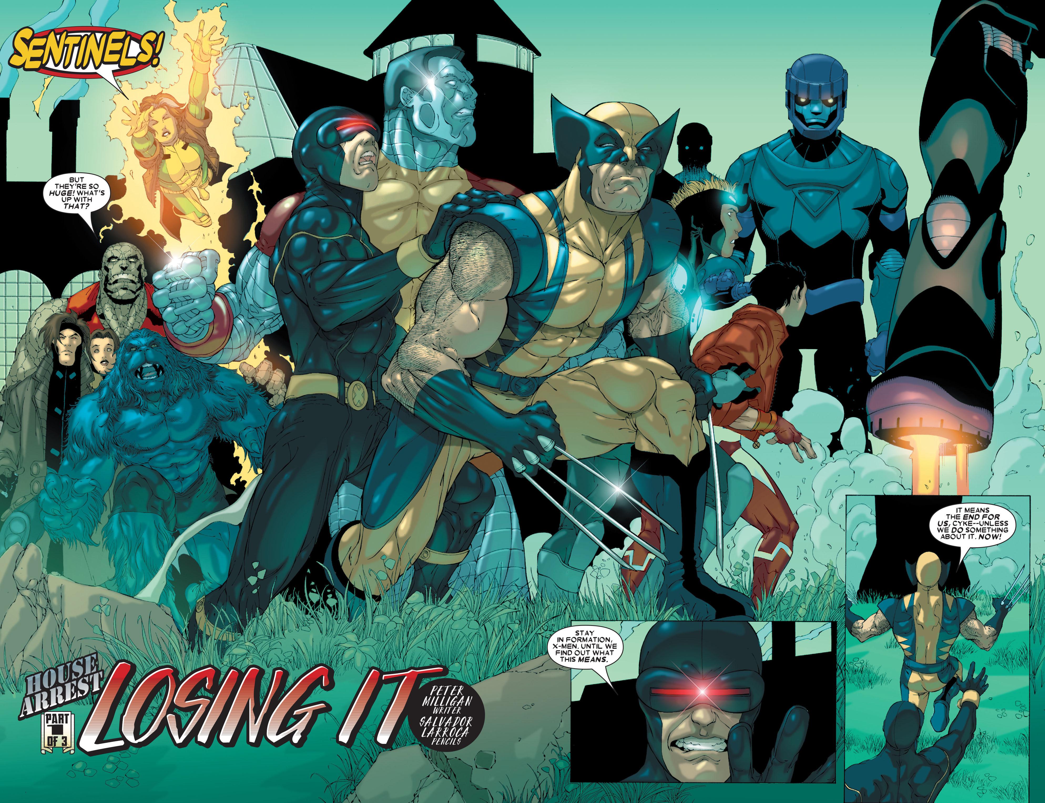 X-Men (1991) 177 Page 2