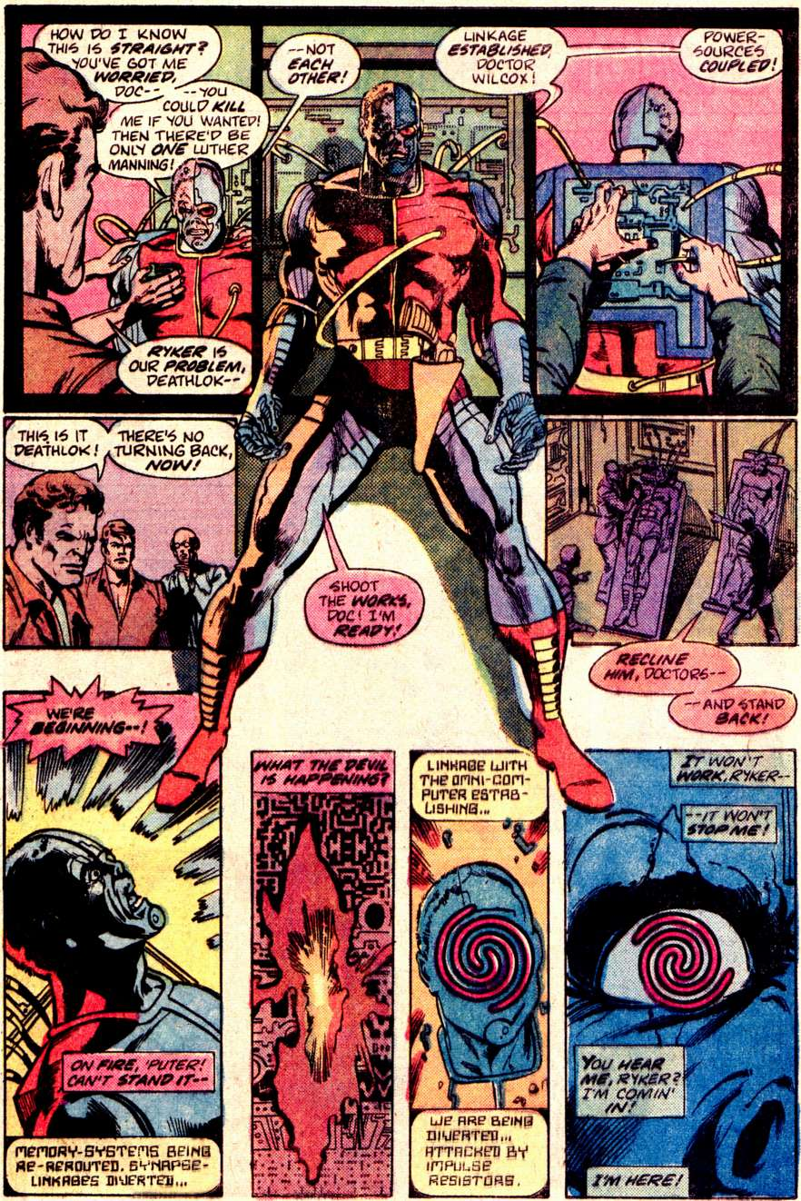 Read online Astonishing Tales (1970) comic -  Issue #34 - 17