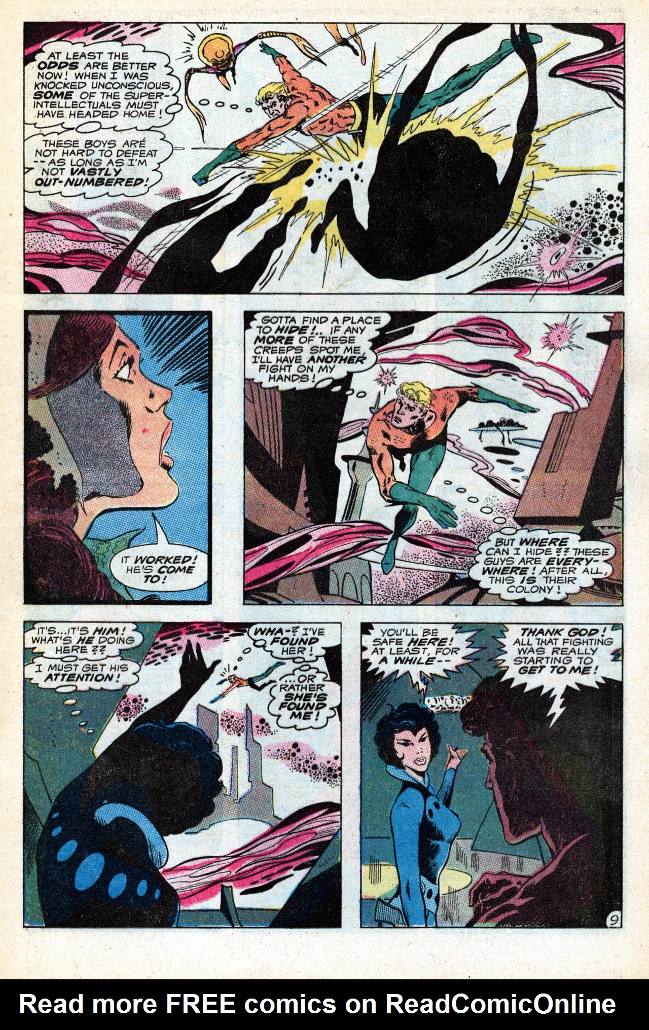 Read online Aquaman (1962) comic -  Issue #55 - 13