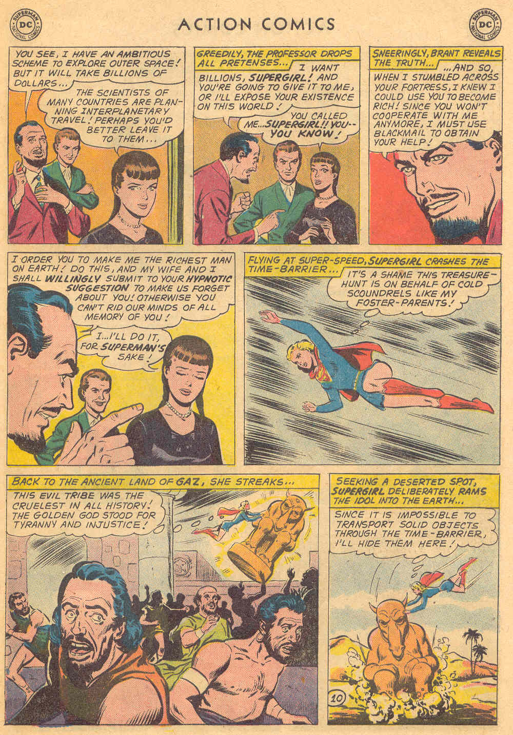 Read online Action Comics (1938) comic -  Issue #271 - 29