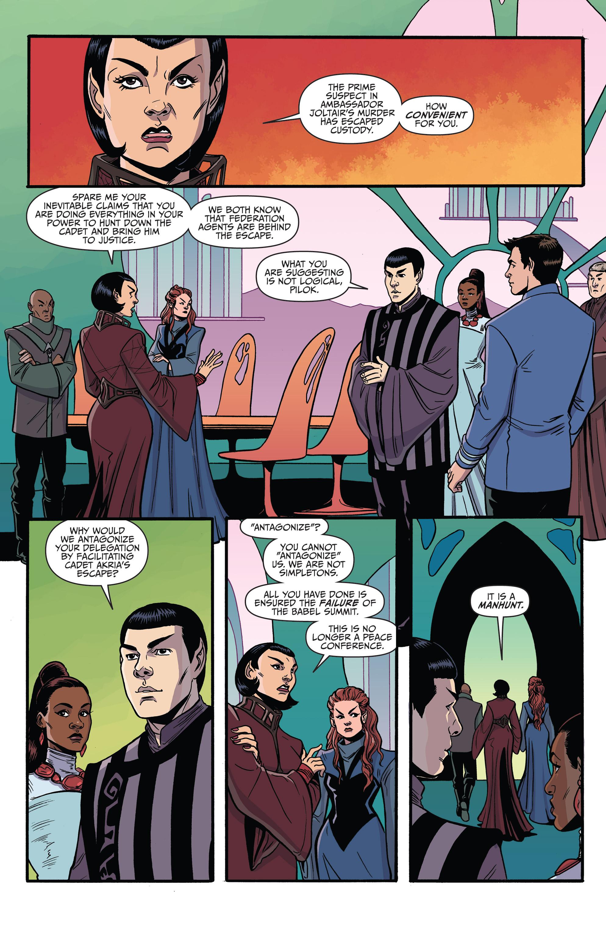 Read online Star Trek: Boldly Go comic -  Issue #8 - 5