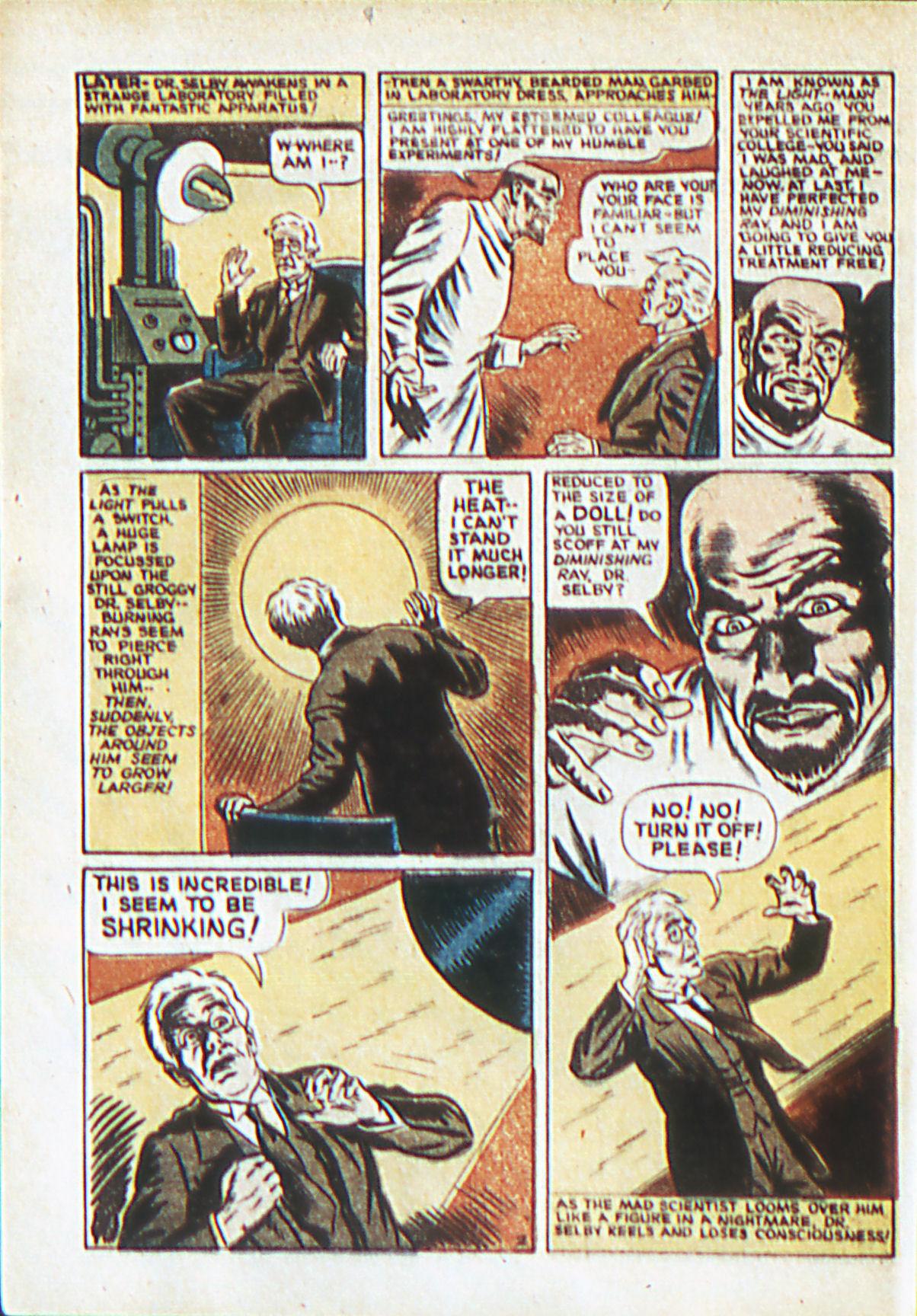Read online Adventure Comics (1938) comic -  Issue #62 - 5