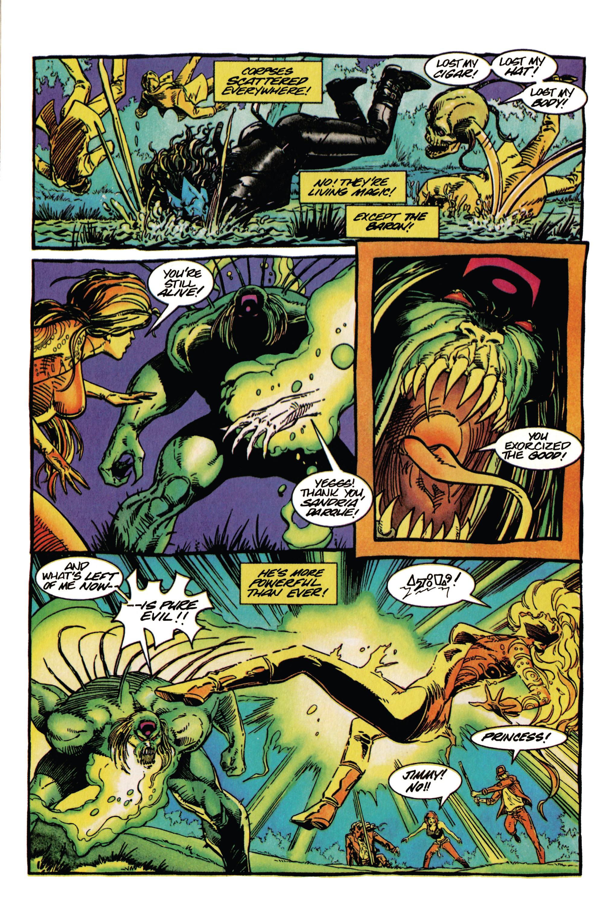 Read online Shadowman (1992) comic -  Issue #33 - 4