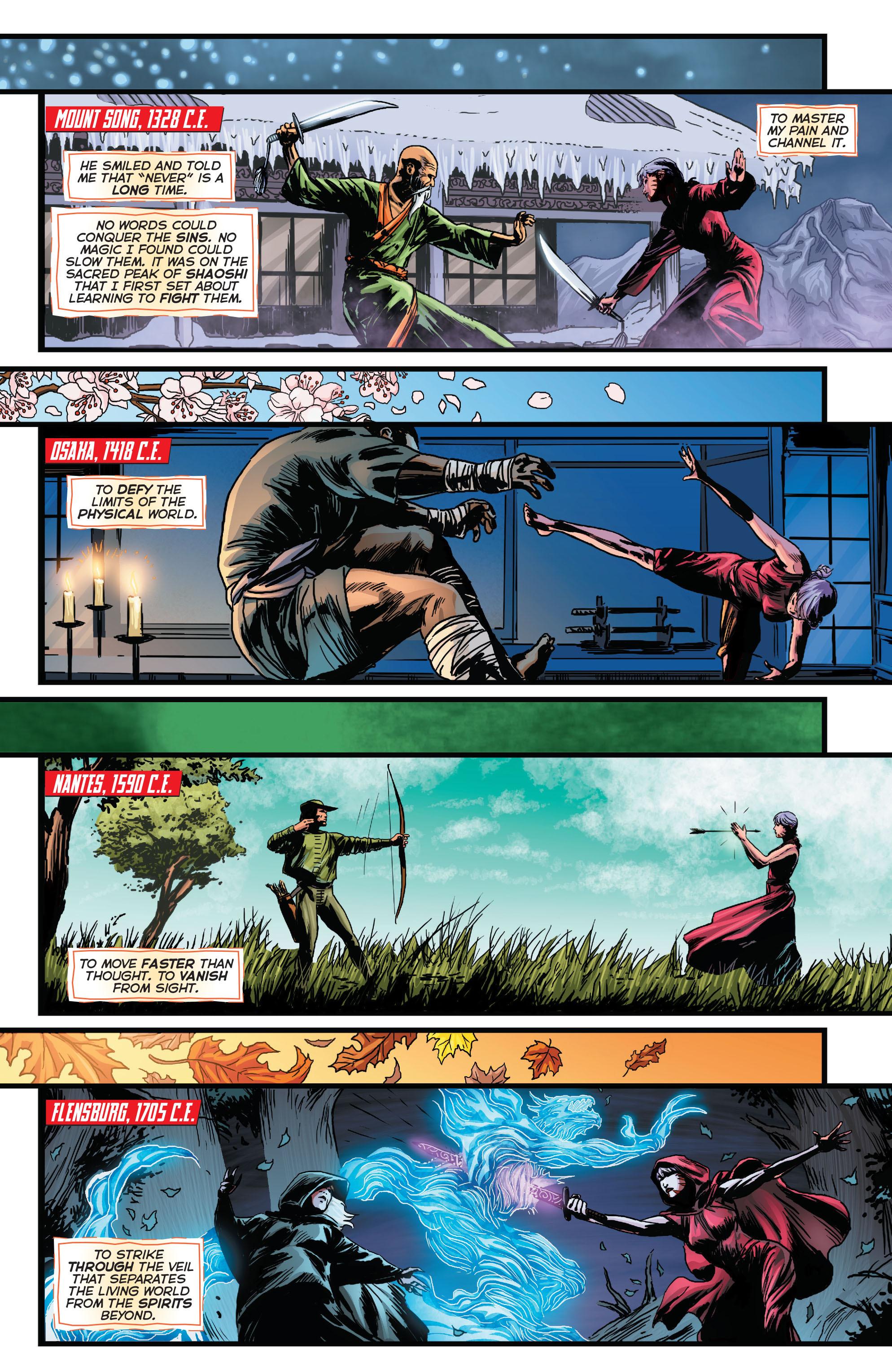 Read online Trinity of Sin: Pandora comic -  Issue #1 - 15