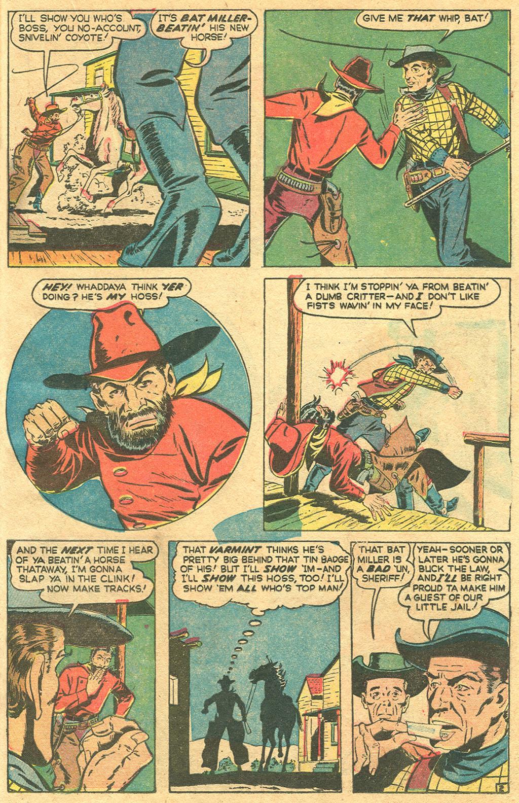 Read online Two-Gun Kid comic -  Issue #1 - 15