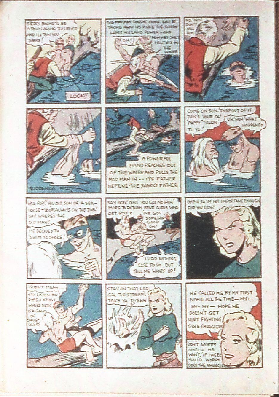 Read online Amazing Man Comics comic -  Issue #18 - 48