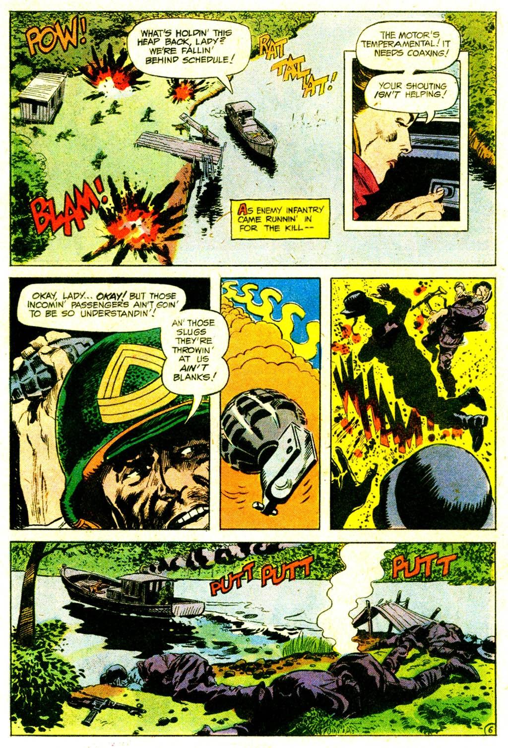 Read online Sgt. Rock comic -  Issue #311 - 9