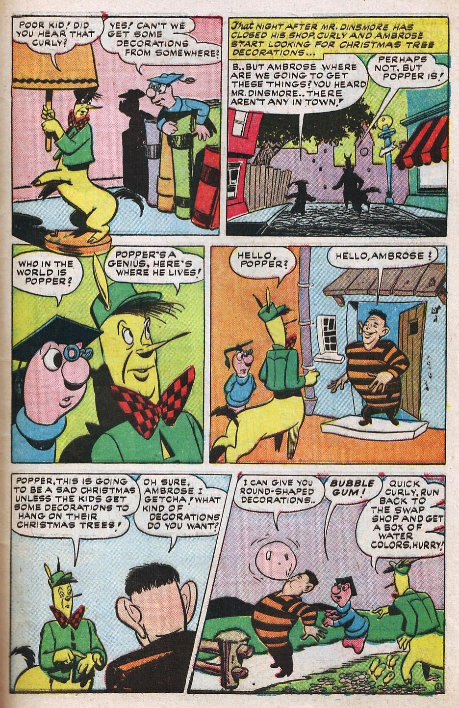 Jingle Jangle Comics issue 42 - Page 47