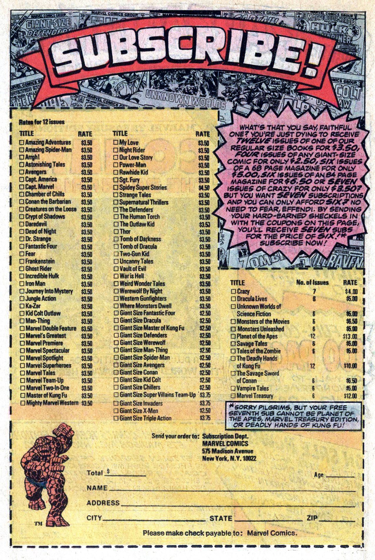 Read online Amazing Adventures (1970) comic -  Issue #30 - 22