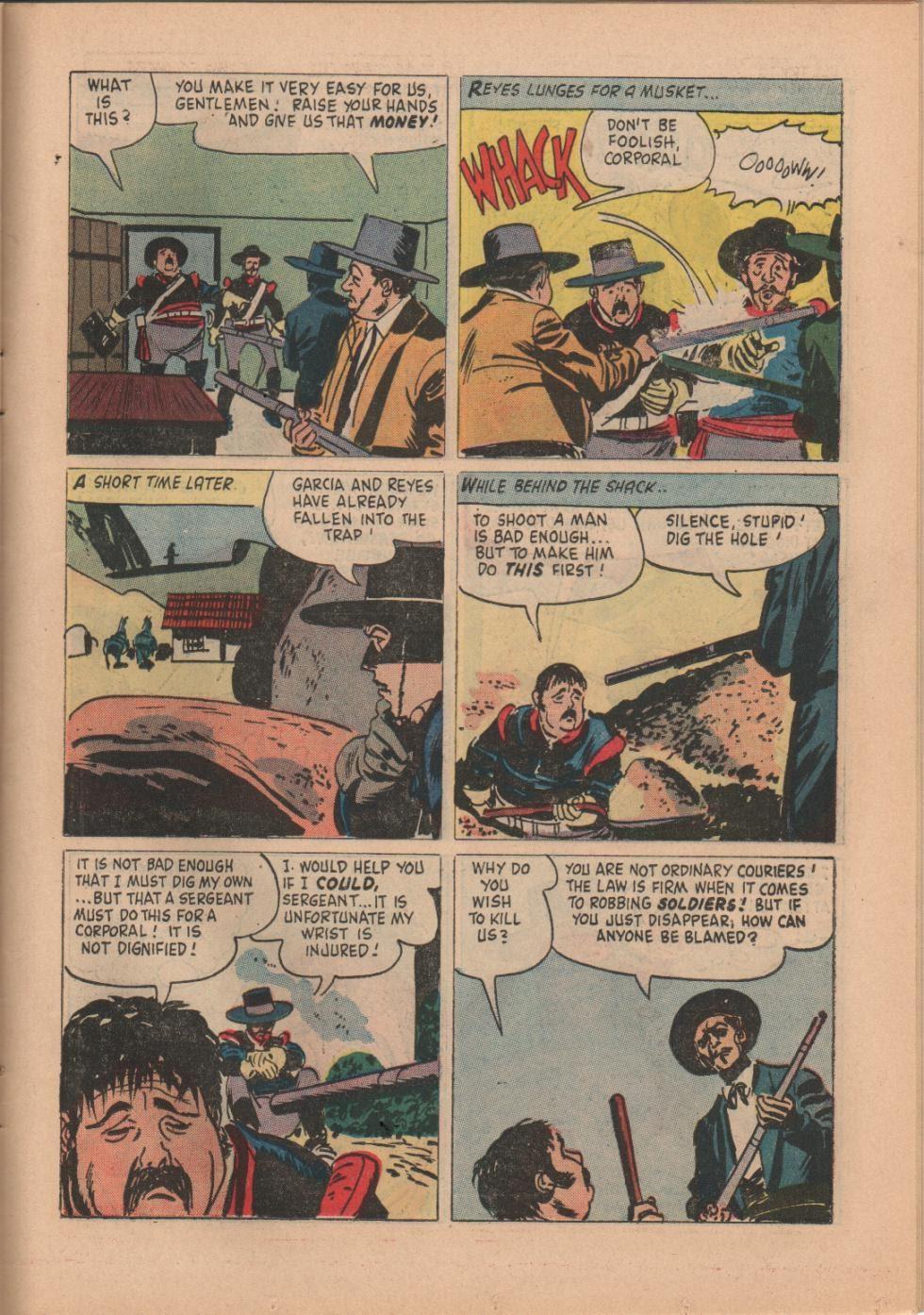 Zorro (1966) issue 5 - Page 23