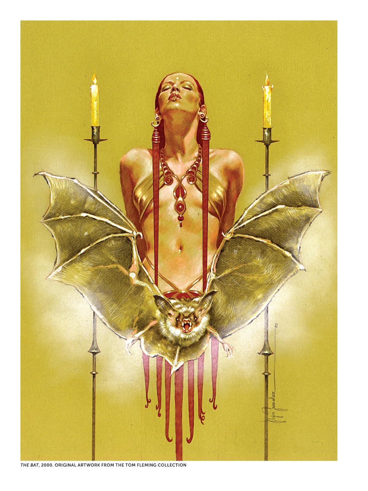 Read online The Art of Jose Gonzalez comic -  Issue # TPB (Part 3) - 25