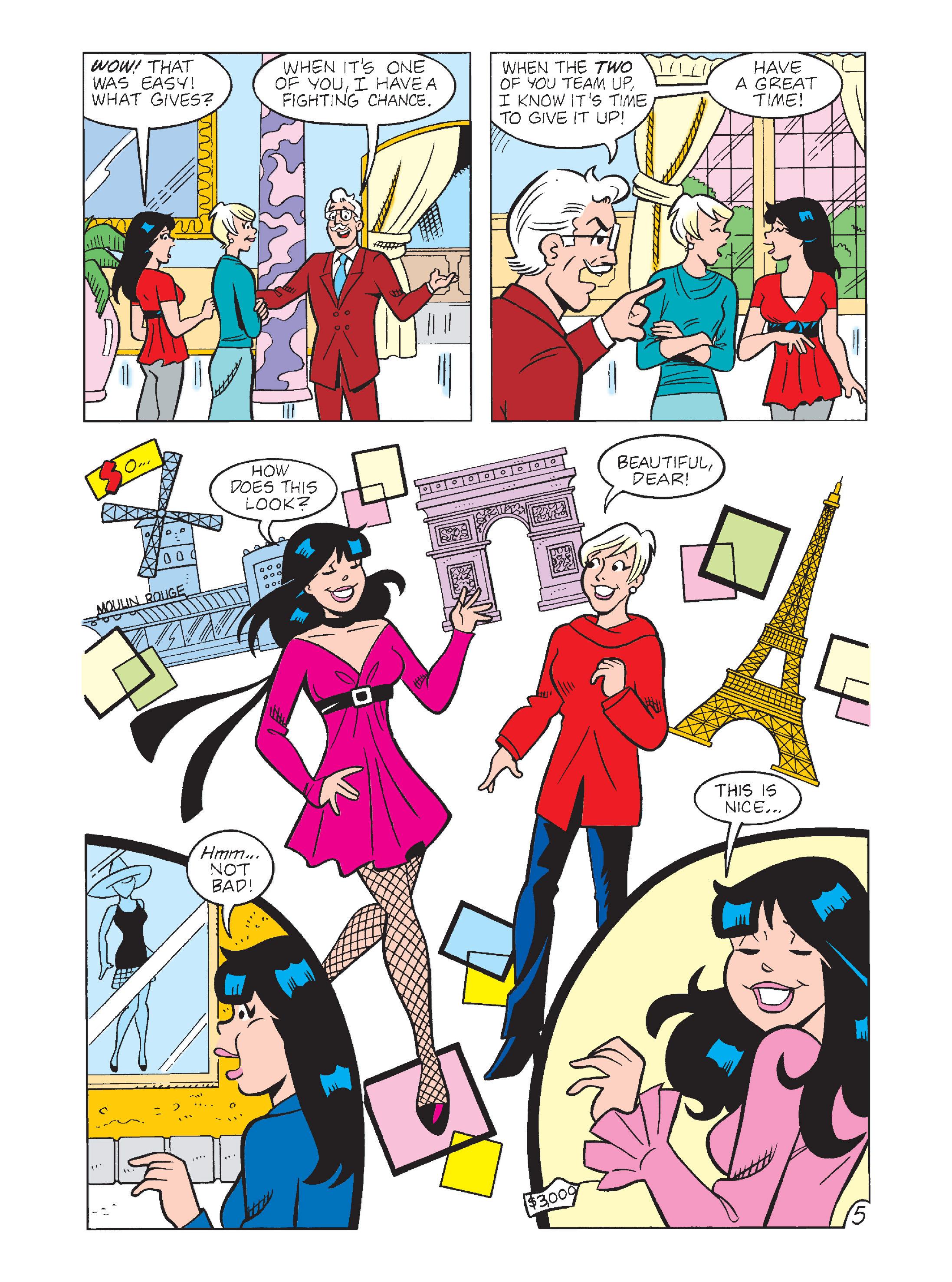 Read online Archie 1000 Page Comics Bonanza comic -  Issue #1 (Part 1) - 141