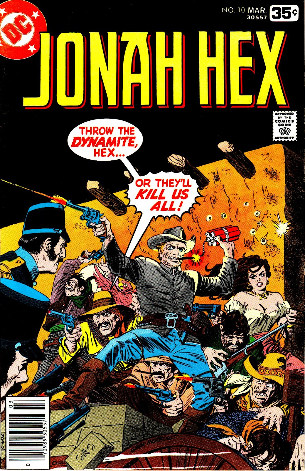 Jonah Hex (1977) 10 Page 1