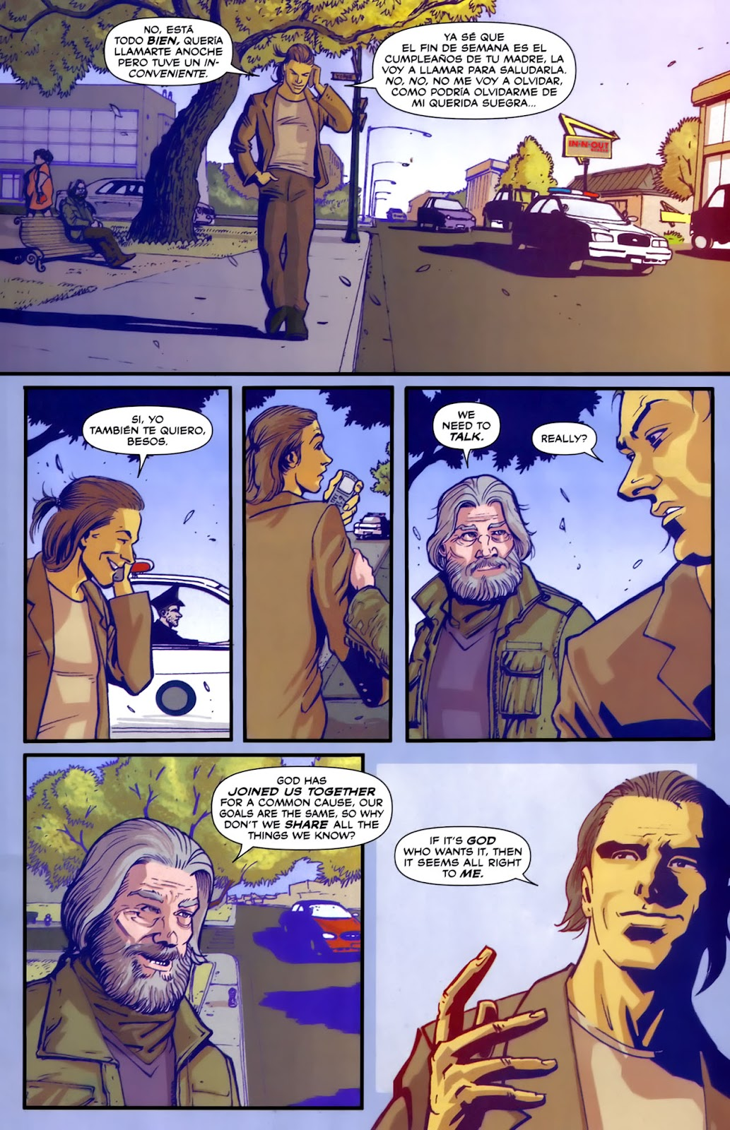 Read online Lazarus (2007) comic -  Issue #2 - 9