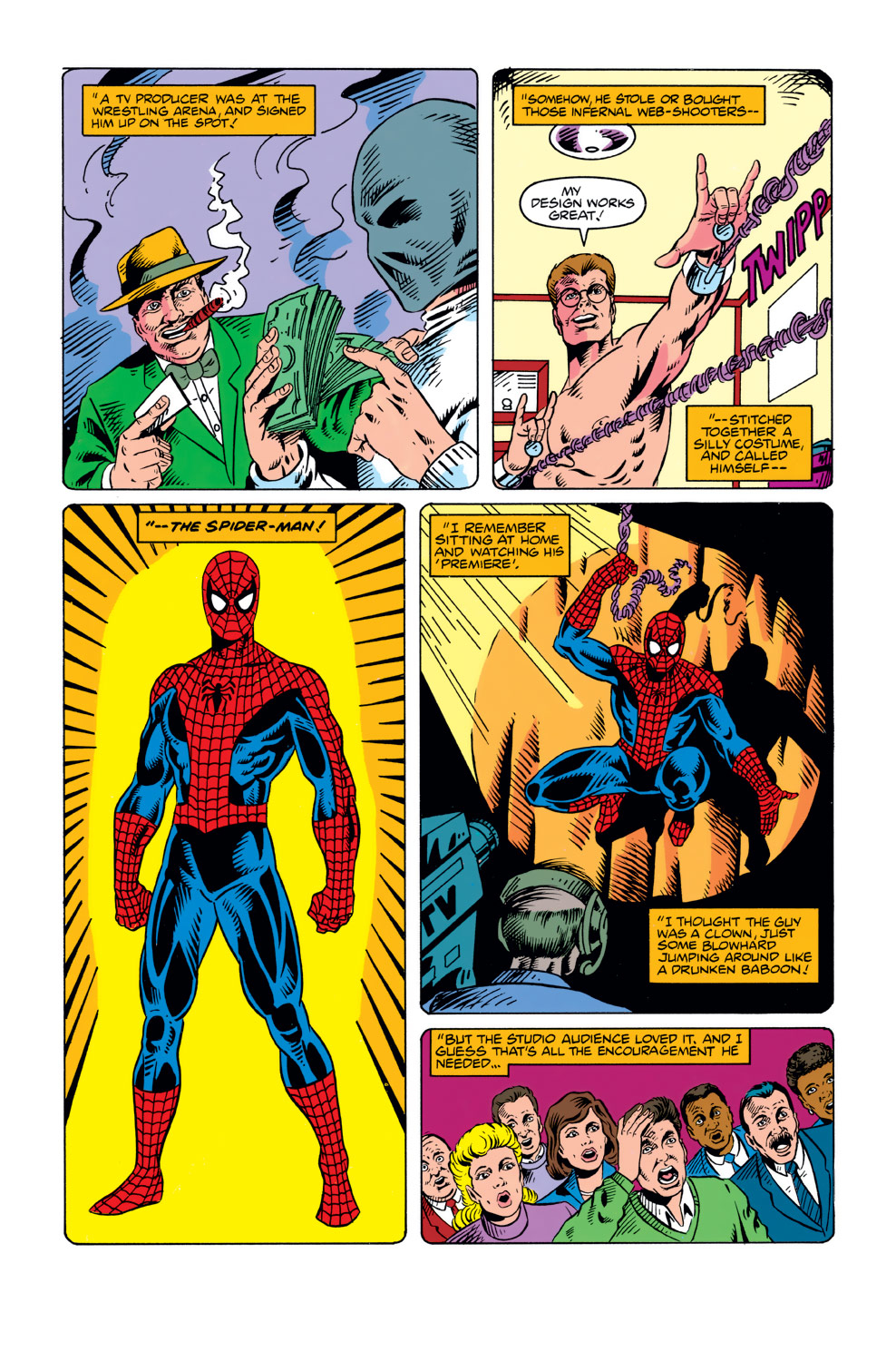 The Amazing Spider-Man (1963) 365 Page 43