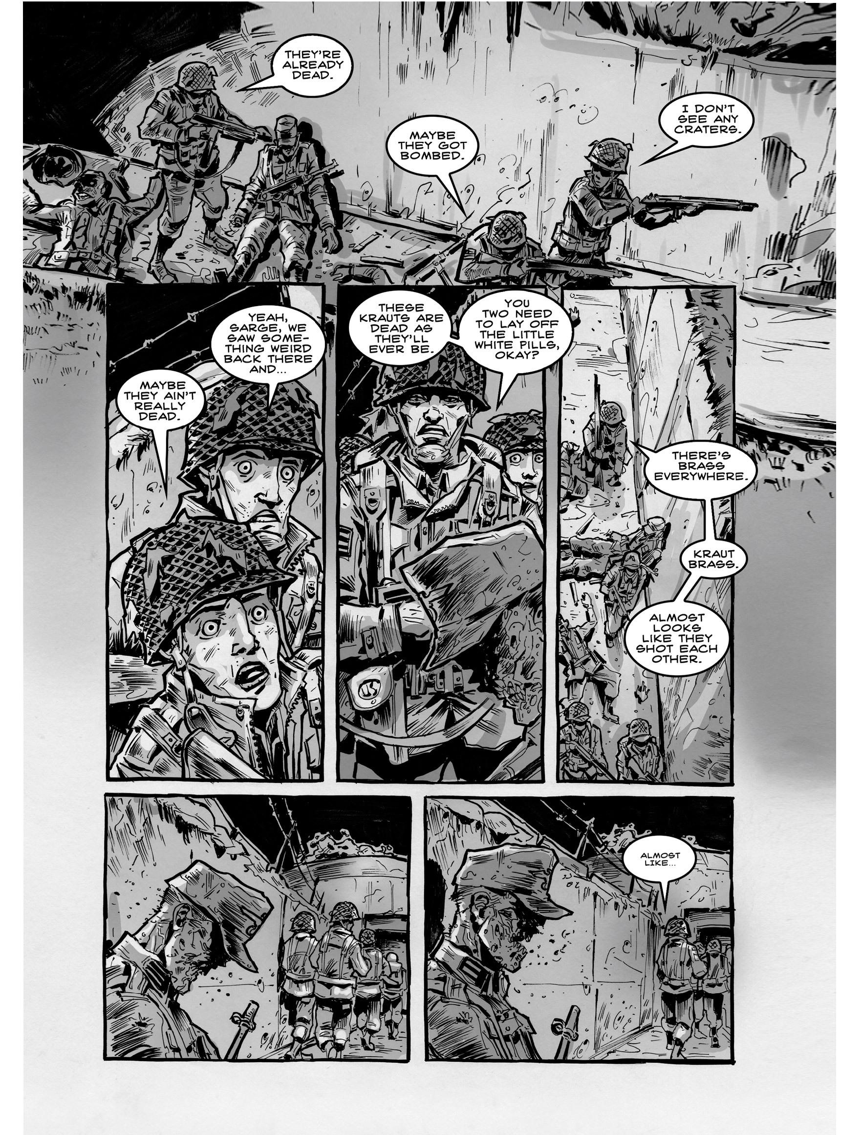 Read online FUBAR comic -  Issue #3 - 285