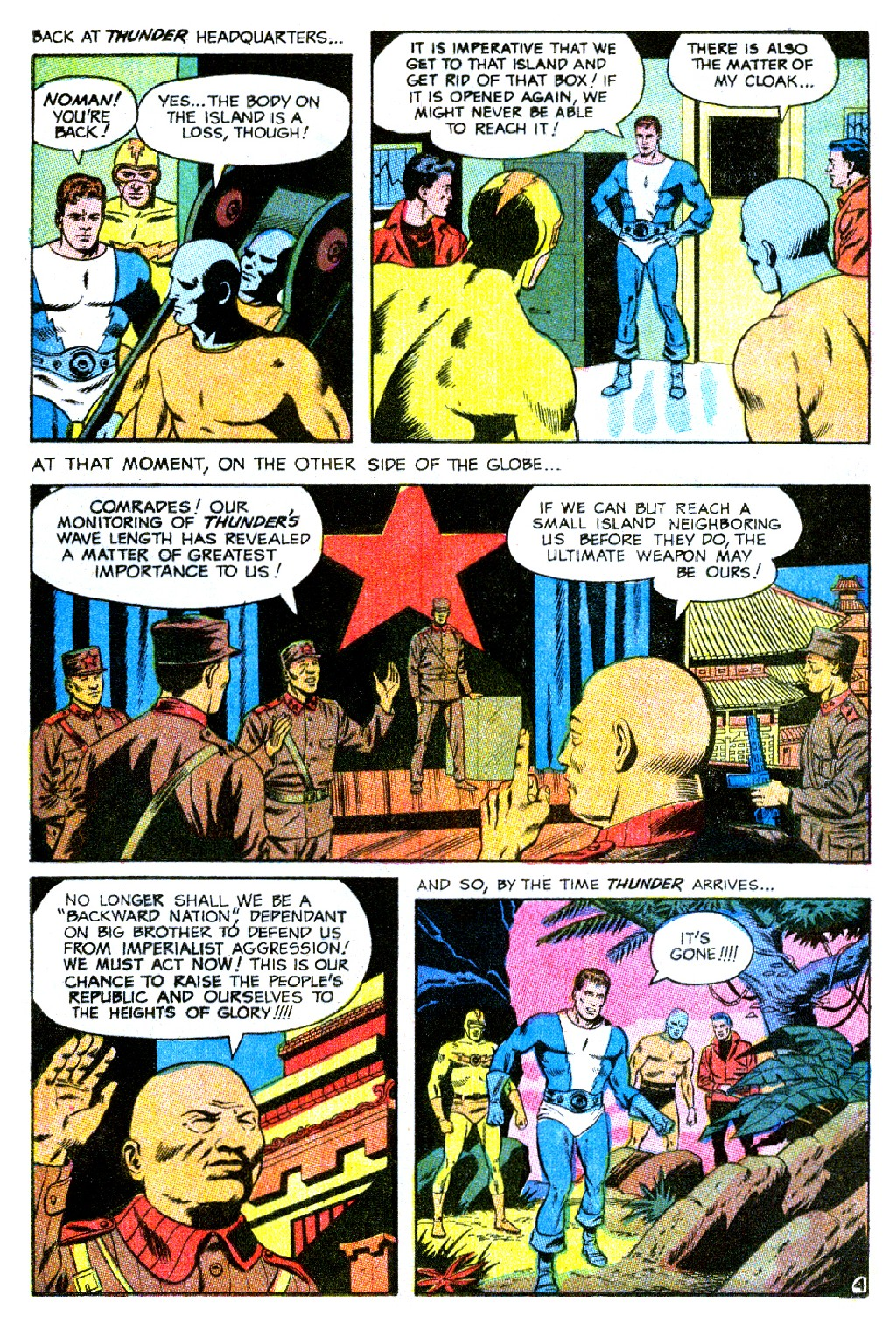 T.H.U.N.D.E.R. Agents (1965) issue 9 - Page 46