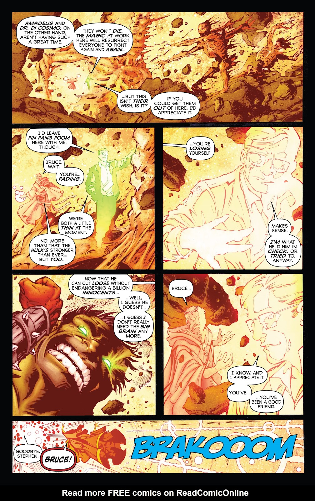 Read online Incredible Hulks (2010) comic -  Issue # _TPB Heart of the Monster - 110