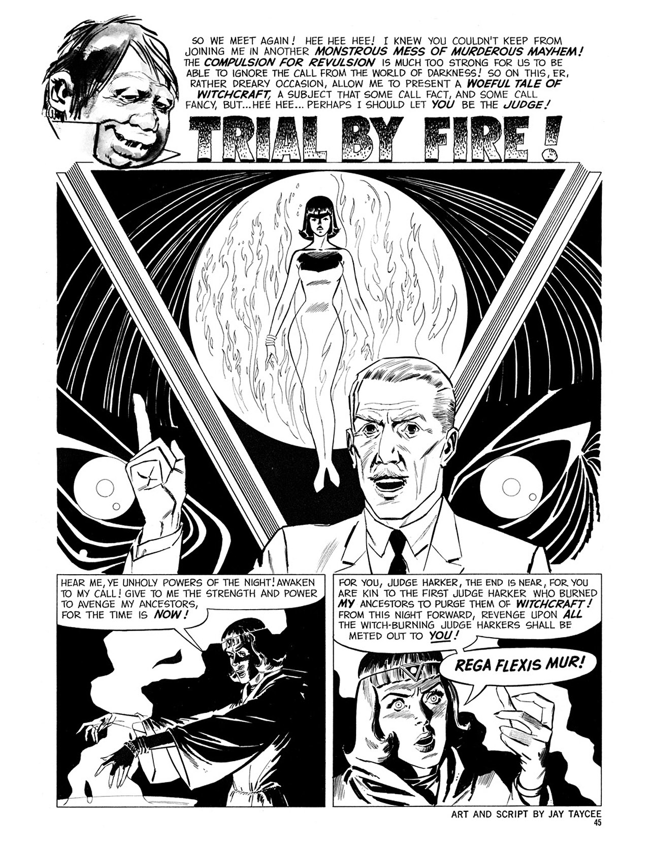 Read online Eerie Archives comic -  Issue # TPB 2 - 46