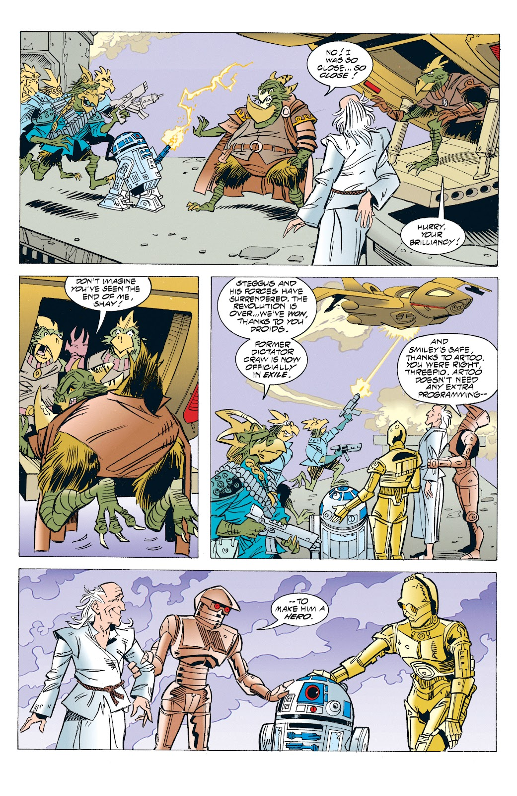 Read online Star Wars Legends Epic Collection: The Empire comic -  Issue # TPB 5 (Part 4) - 60
