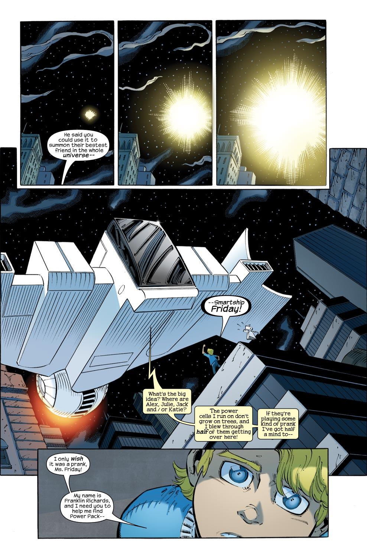 Read online Skrulls vs. Power Pack comic -  Issue #1 - 19