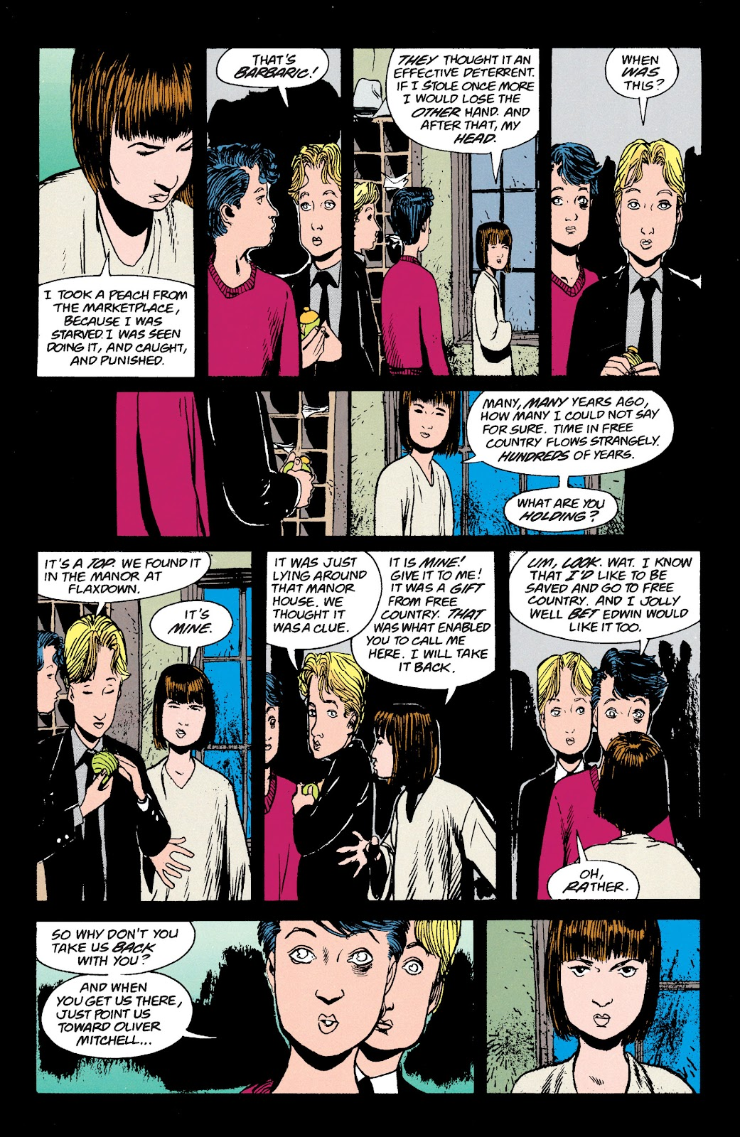 Read online The Children's Crusade comic -  Issue # _TPB (Part 1) - 58