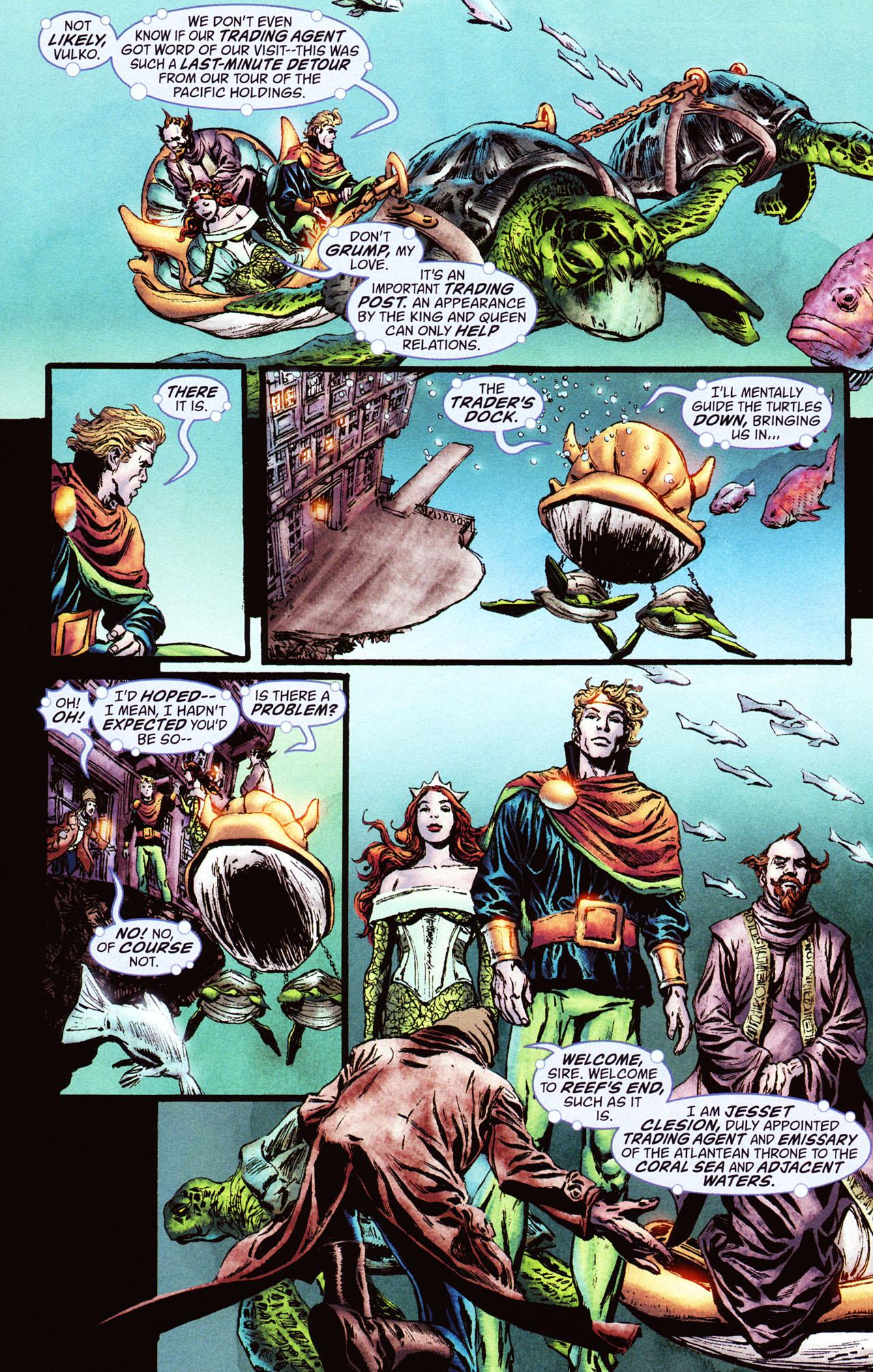 Read online Aquaman: Sword of Atlantis comic -  Issue #46 - 6