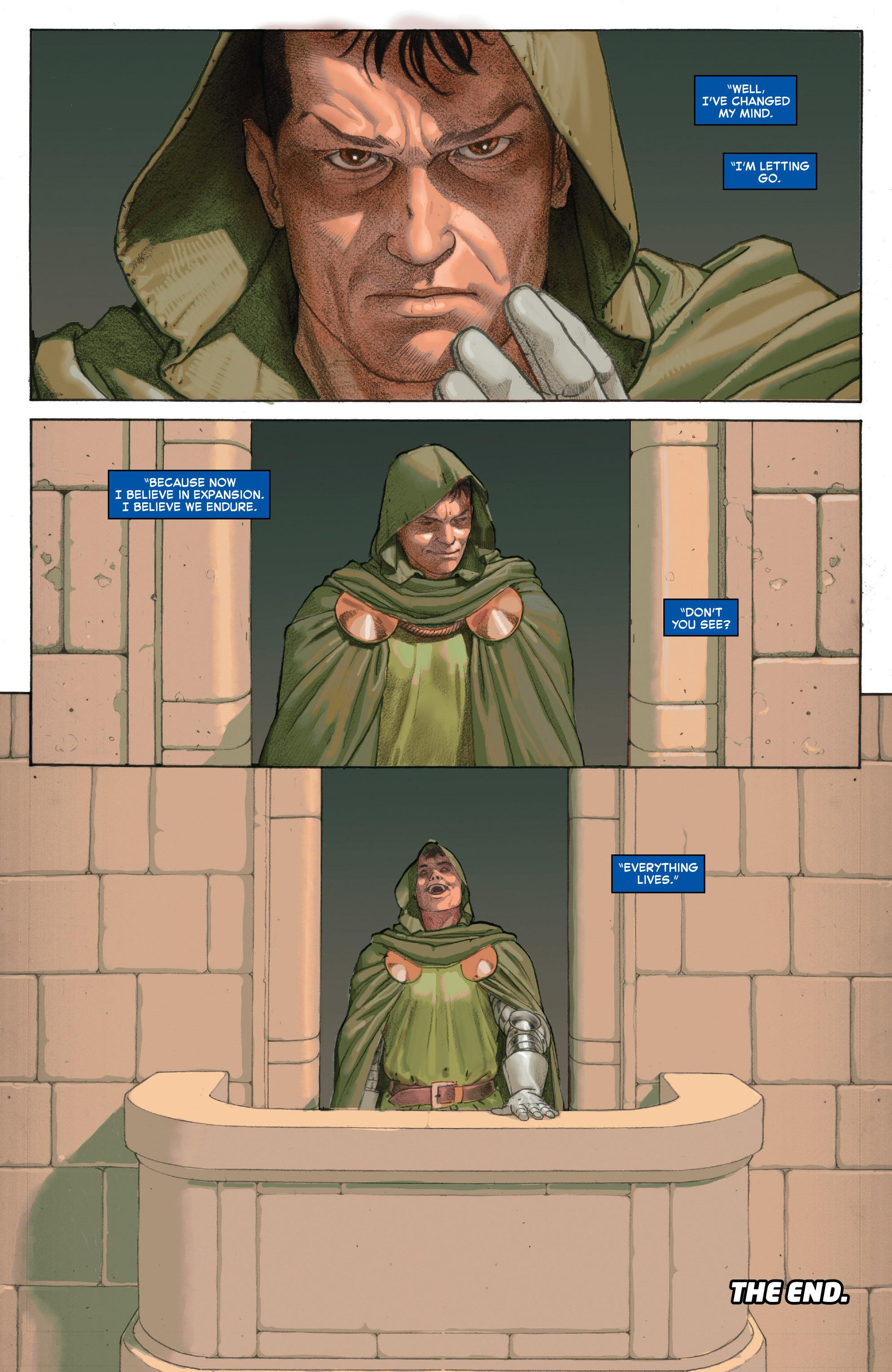 Read online Secret Wars comic -  Issue #9 - 38