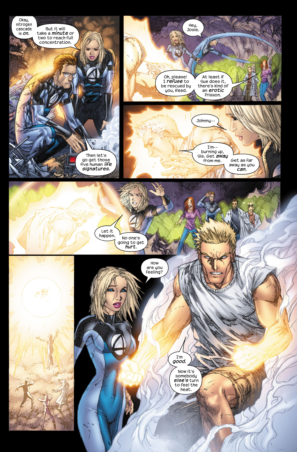 Read online Ultimate Fantastic Four (2004) comic -  Issue #57 - 18