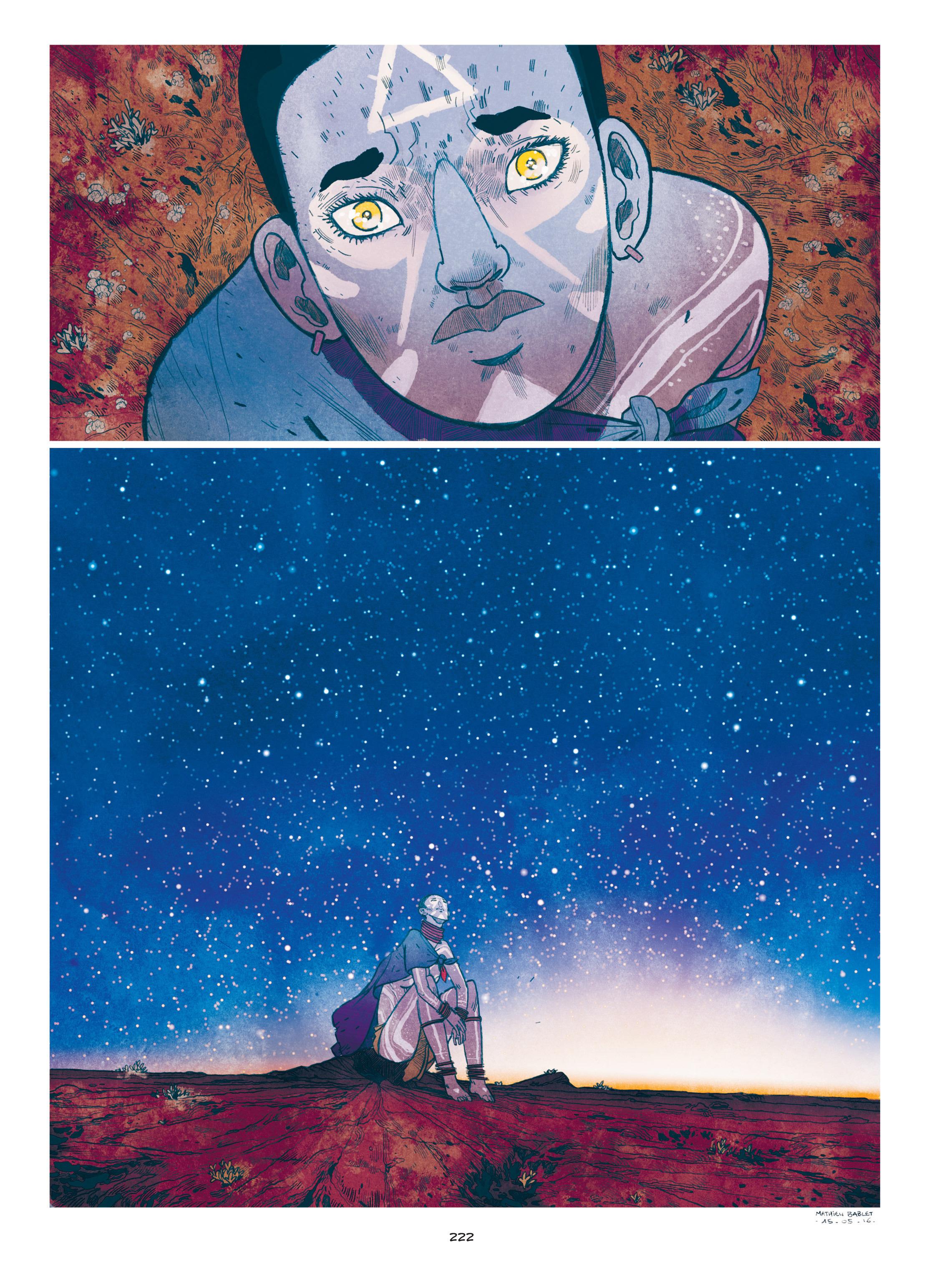 Read online Shangri-La comic -  Issue # Full - 222