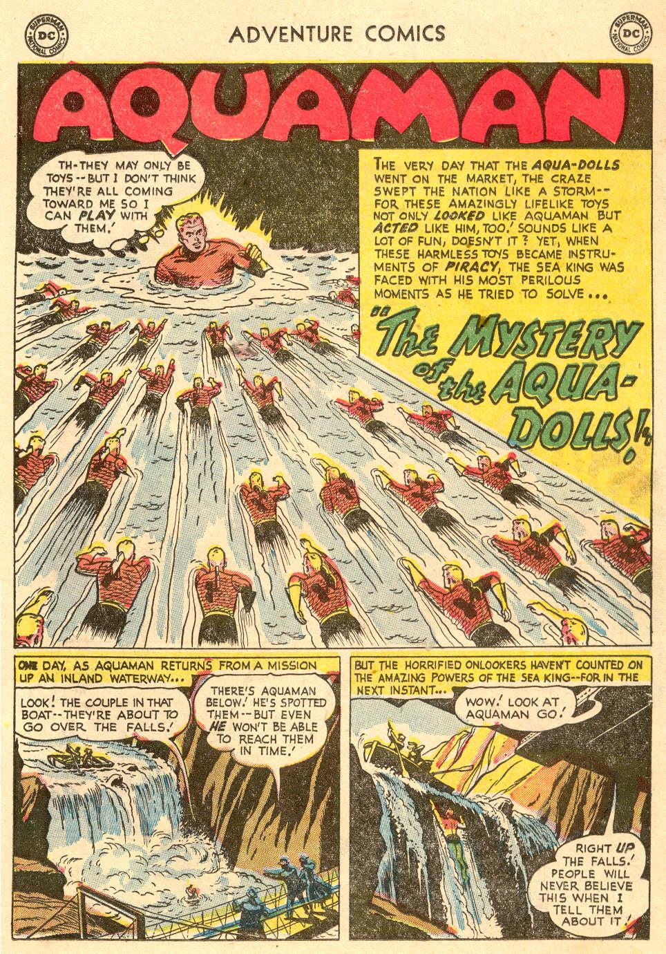 Read online Adventure Comics (1938) comic -  Issue #208 - 15