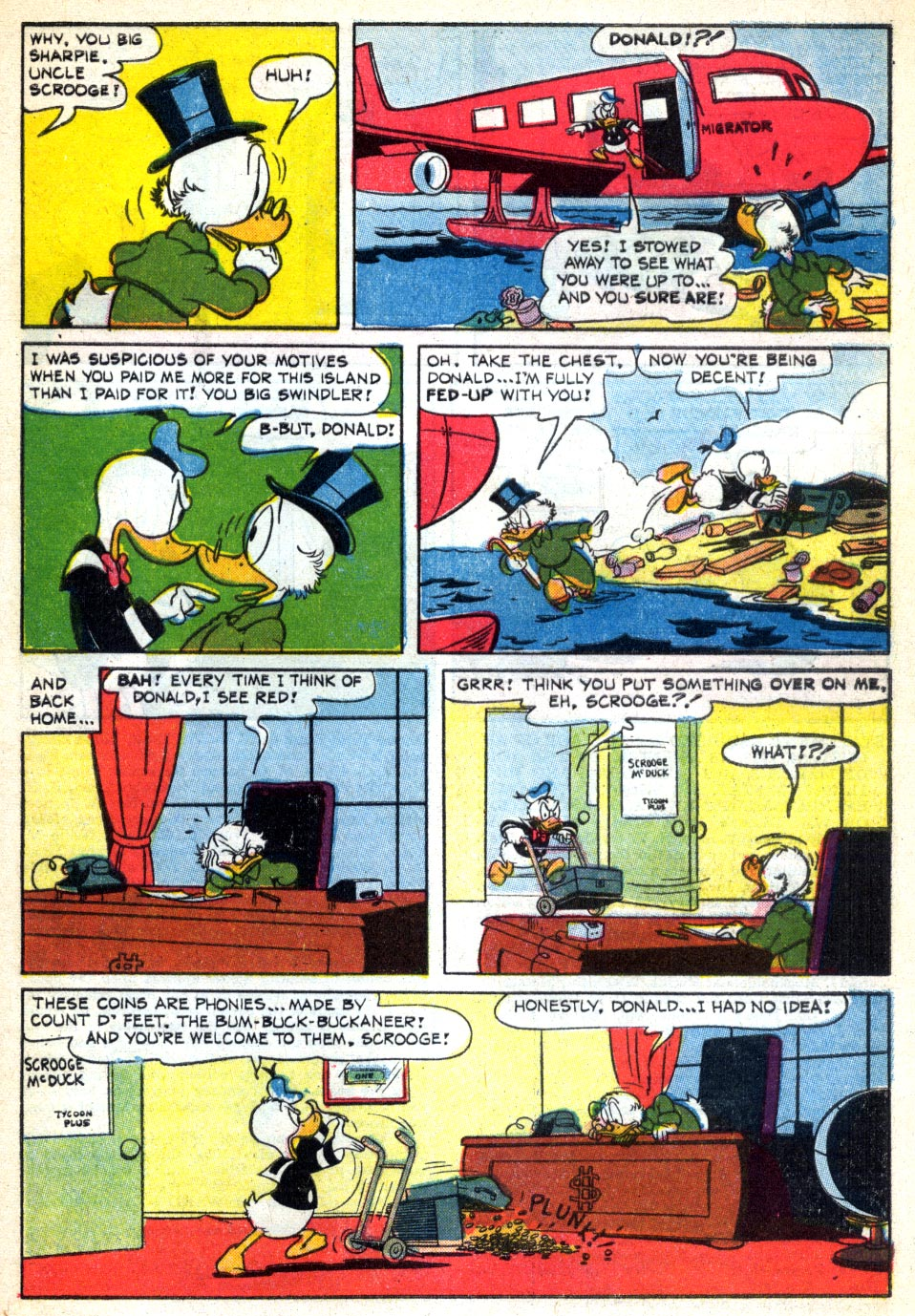 Read online Uncle Scrooge (1953) comic -  Issue #41 - 32