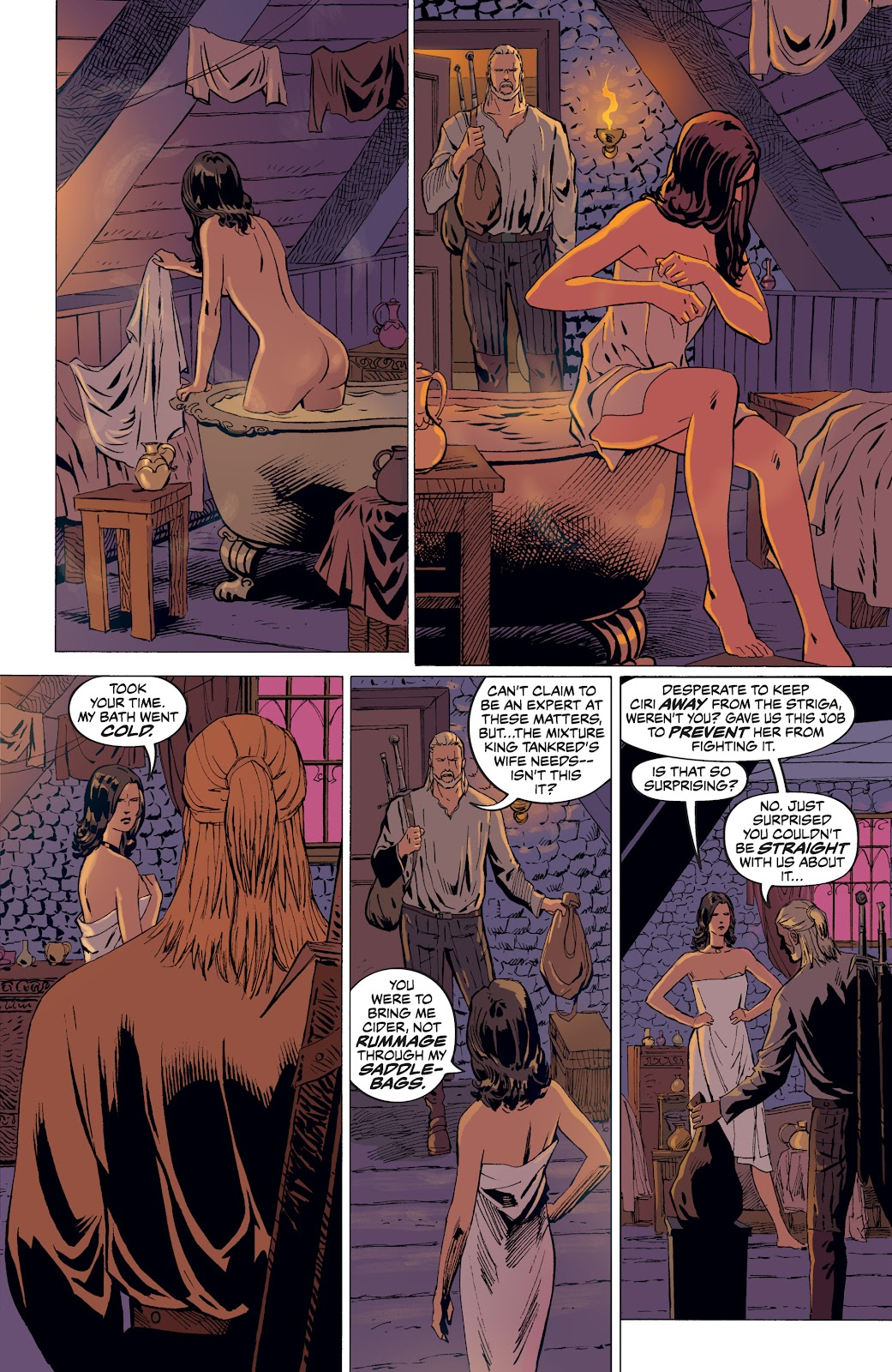 Read online The Witcher Omnibus comic -  Issue # TPB (Part 4) - 63