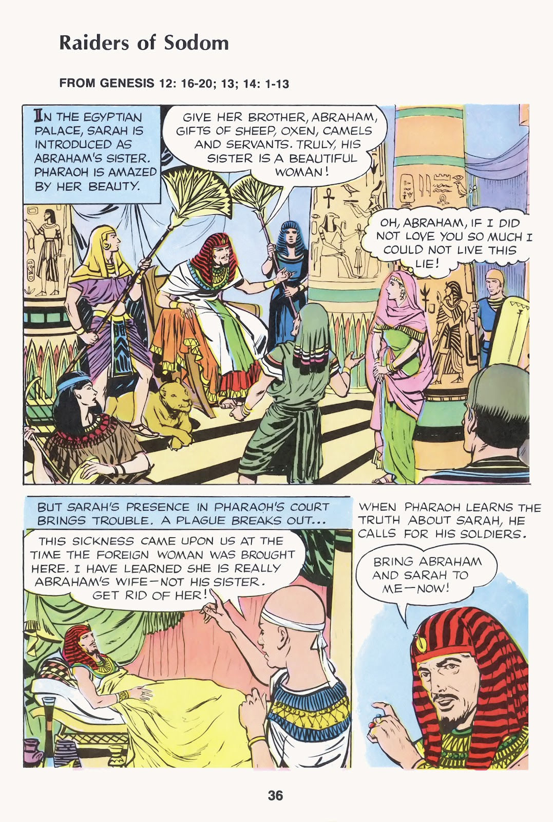 The Picture Bible issue TPB (Part 1) - Page 38
