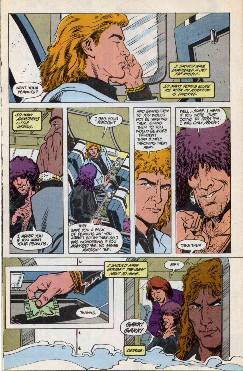 Read online Doctor Zero comic -  Issue #8 - 14