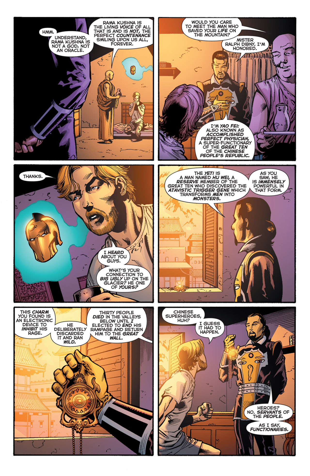Read online 52 comic -  Issue #32 - 14