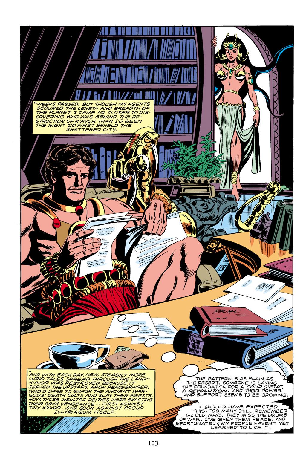 Read online Star Wars Omnibus comic -  Issue # Vol. 16 - 102