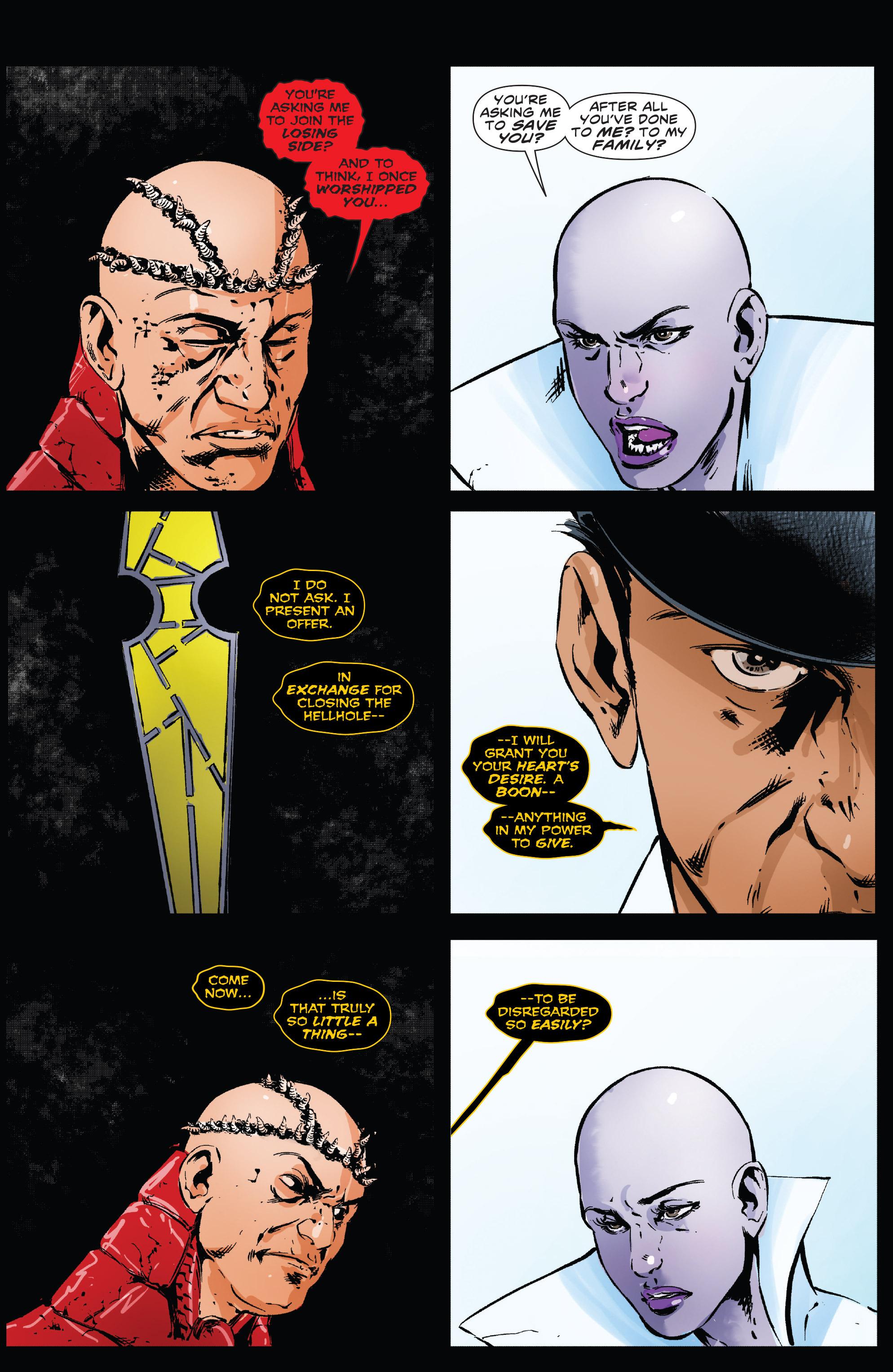 Read online Clive Barker's Hellraiser: The Dark Watch comic -  Issue # TPB 3 - 121