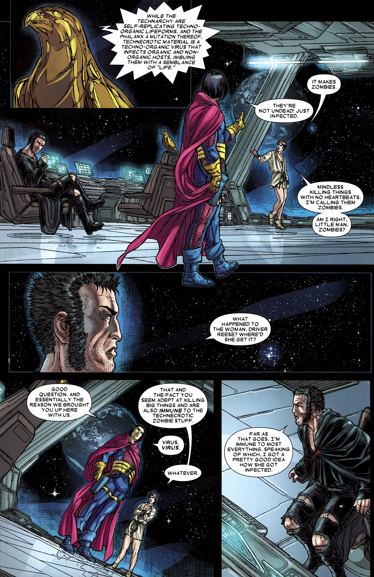 Read online Wolverine: The Best There Is comic -  Issue #9 - 11