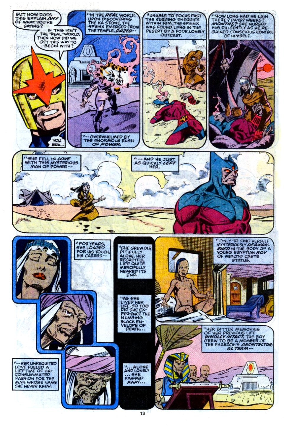 The New Warriors Issue #12 #16 - English 10