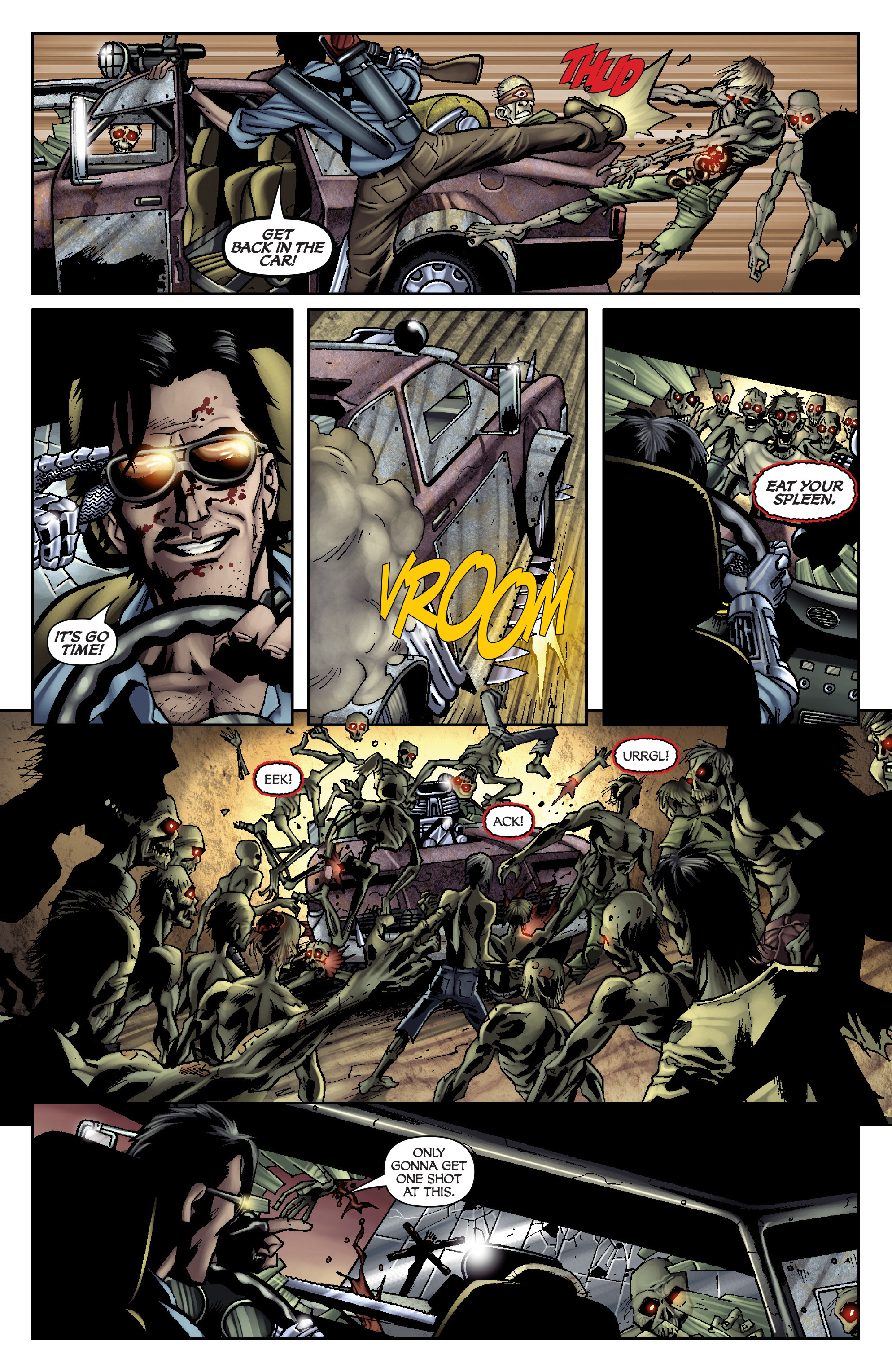 Read online Army of Darkness: From the Ashes comic -  Issue #Army of Darkness: From the Ashes TPB - 49