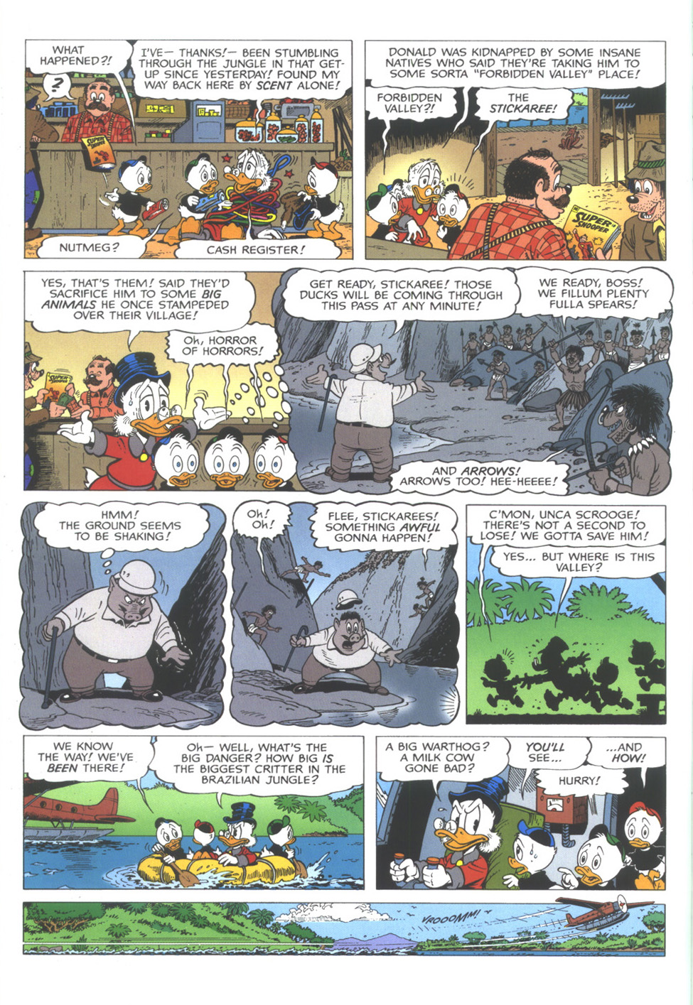 Read online Uncle Scrooge (1953) comic -  Issue #347 - 8