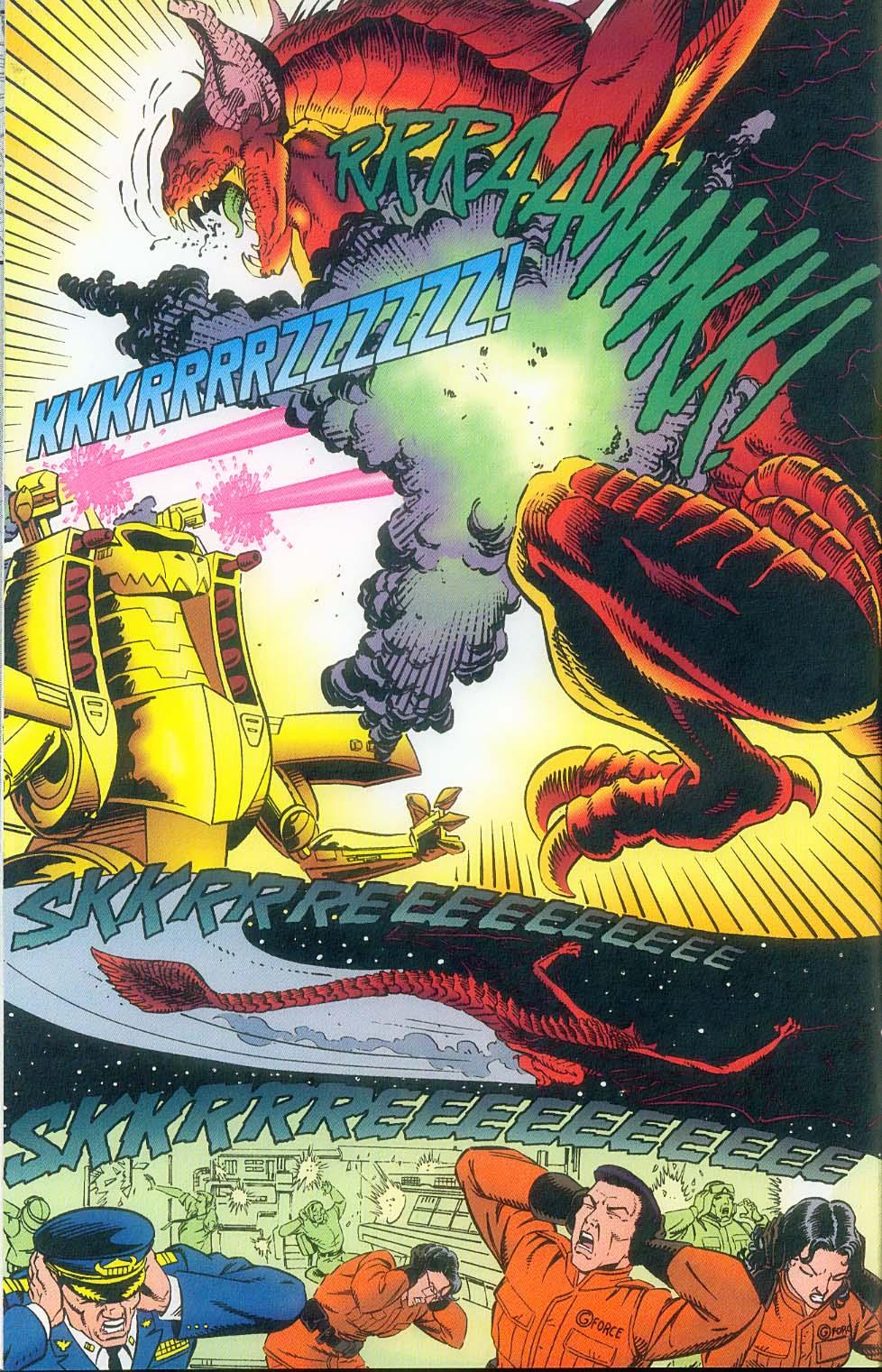 Godzilla (1995) Issue #3 #4 - English 14
